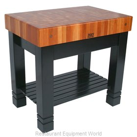 John Boos RN-BF Butcher Block Unit