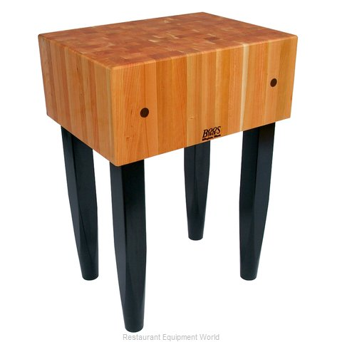 John Boos RN-LB3030 Butcher Block Unit