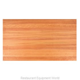 John Boos RTC-3072 Butcher Block Top