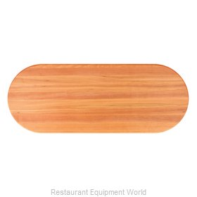 John Boos RTC-3660-OVL Table Top, Wood
