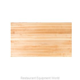 John Boos RTM-2430 Table Top, Wood