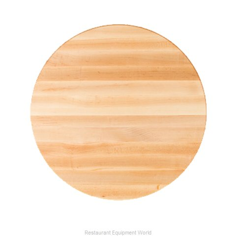 John Boos RTM-30 Table Top, Wood (Magnified)