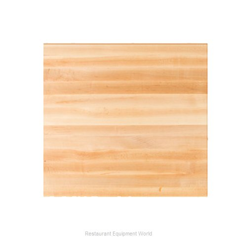 John Boos RTM-3030 Butcher Block Top