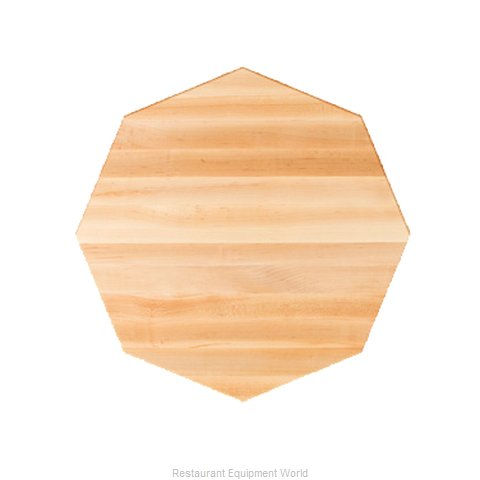 John Boos RTM-4848-OCT Butcher Block Top