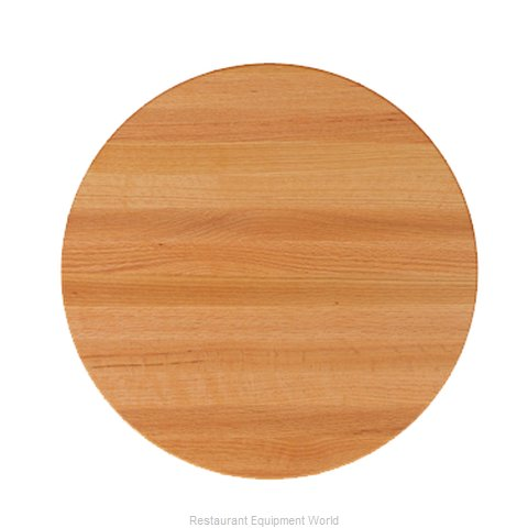John Boos RTO-24 Table Top, Wood (Magnified)