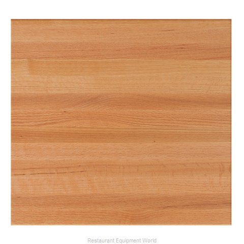 John Boos RTO-2424 Butcher Block Top
