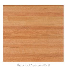 John Boos RTO-3636 Table Top, Wood
