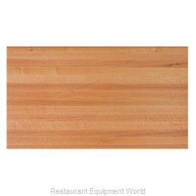 John Boos RTO-3660 Table Top, Wood