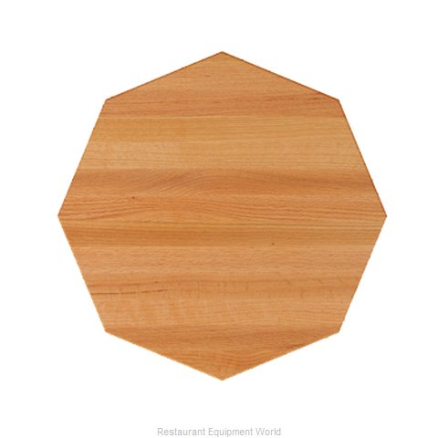 John Boos RTO-4848-OCT Table Top, Wood (Magnified)