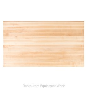 John Boos RTSM-2430 Table Top, Wood