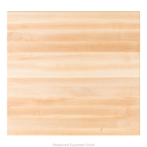 John Boos RTSM-3030 Butcher Block Top