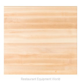 John Boos RTSM-3636 Table Top, Wood
