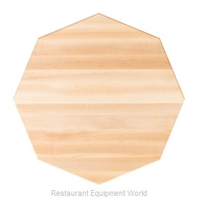 John Boos RTSM-4848-OCT Butcher Block Top