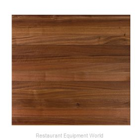 John Boos RTW-3030 Butcher Block Top