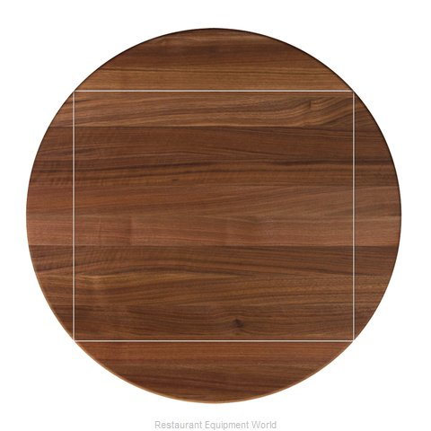 John Boos RTW-48-DL4 Table Top, Wood