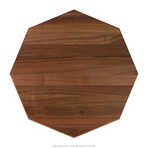 John Boos RTW-6060-OCT Table Top, Wood (Magnified)