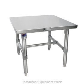 John Boos S16MS04-X Equipment Stand, for Mixer / Slicer