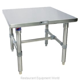 John Boos S16MS06 Equipment Stand, for Mixer / Slicer