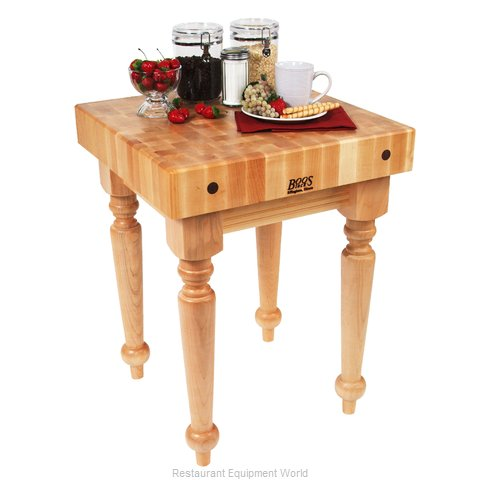 John Boos SARB1-M Butcher Block Unit