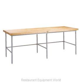 John Boos SBO-G17 Work Table, Frame