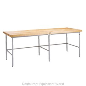 John Boos SBO-S25 Work Table, Frame