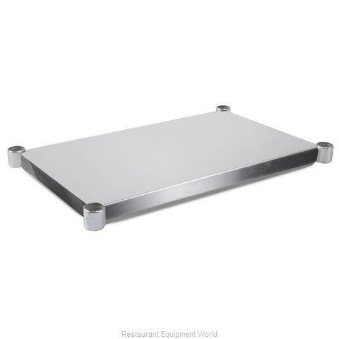 John Boos SSK8-2484 Worktable Undershelf (Magnified)