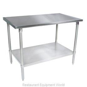 John Boos ST4-3096SSK Work Table,  85