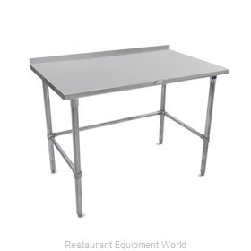 John Boos ST4R1.5-3036GBK Work Table,  36