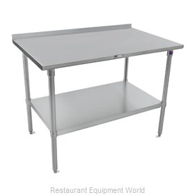 John Boos ST4R1.5-36120GBK Work Table, 109