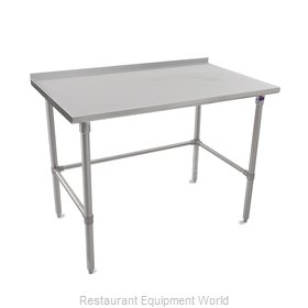 John Boos ST6R1.5-2460SBK Work Table,  54