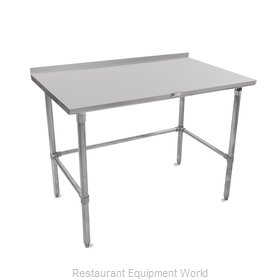 John Boos ST6R1.5-3030GBK Work Table,  30