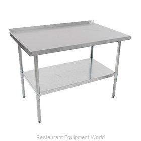 John Boos UFBLS6018-X Work Table,  54