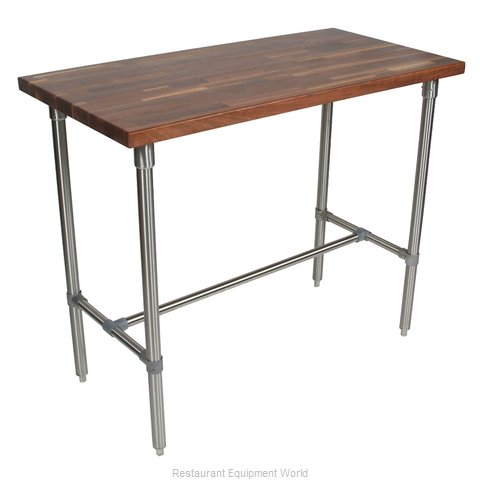 John Boos WAL-CUCKNB424-40 Table Utility