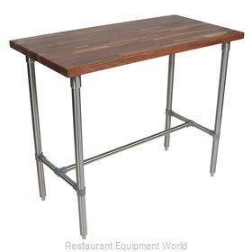 John Boos WAL-CUCKNB430-40 Table, Utility