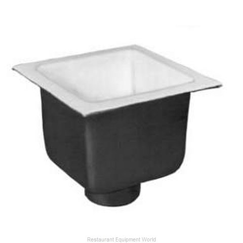 Zurn FD2376-NH4-H-Y A.R.C. Floor Sink (Magnified)