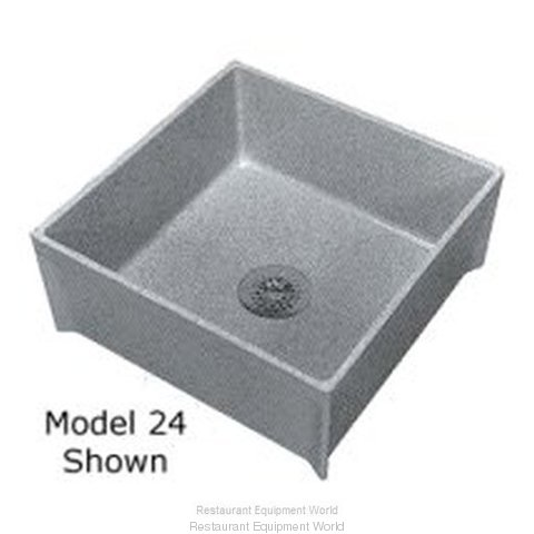 Zurn Z-1996-36 Mop Sink Basin Mop Sink