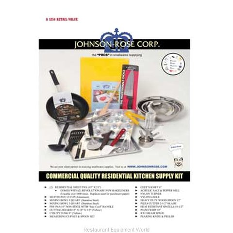 Johnson-Rose 1001 Smallwares Kit