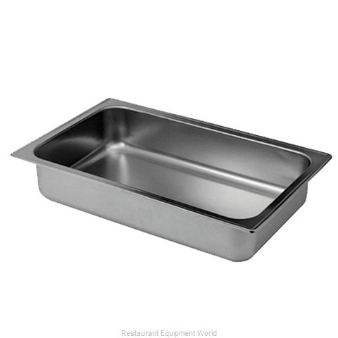 Johnson-Rose 173 Food Pan Steam Table Hotel Stainless