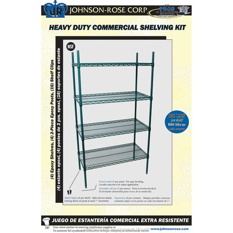 Johnson-Rose 21502 Shelving Unit Wire