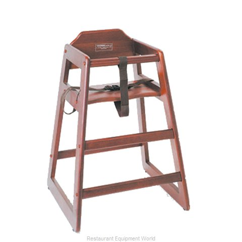 Johnson-Rose 45052 High Chair Wood (Magnified)