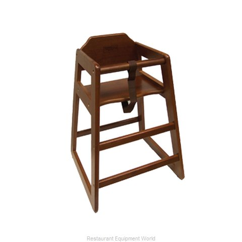 Johnson-Rose 45061 High Chair Wood (Magnified)