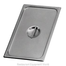 Johnson-Rose 51400 Steam Table Pan Cover, Stainless Steel