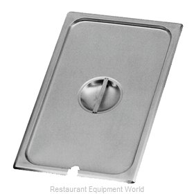 Johnson-Rose 52001 Steam Table Pan Cover, Stainless Steel