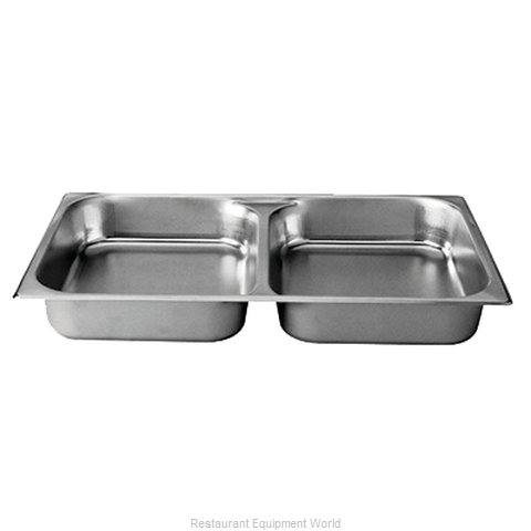 Johnson-Rose 52008 Food Pan Steam Table Hotel Stainless