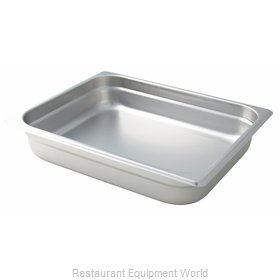 Johnson-Rose 57202 Steam Table Pan, Stainless Steel