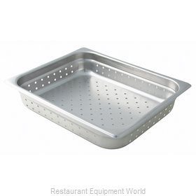 Johnson-Rose 57203 Steam Table Pan, Stainless Steel