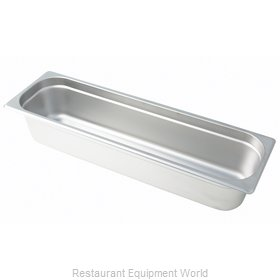 Johnson-Rose 57214 Steam Table Pan, Stainless Steel