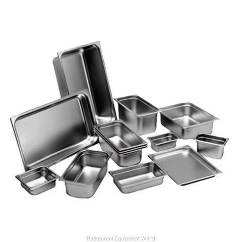Johnson-Rose 57236 Food Pan Steam Table Hotel Stainless