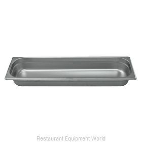 Johnson-Rose 58212 Steam Table Pan, Stainless Steel