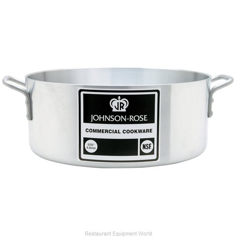 Johnson-Rose 6568 Brazier Pan (Magnified)